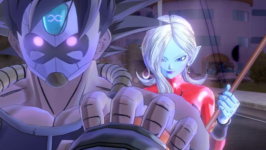 Dragon Ball Xenoverse 2 - Season Pass Screenshot 4