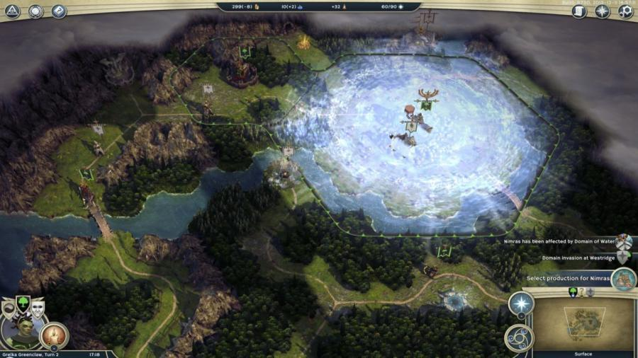 Age of Wonders 3 - Steam Gift Key Screenshot 5