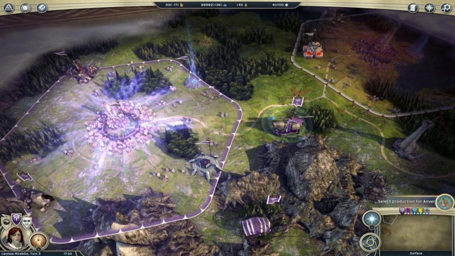 Age of Wonders 3 - Steam Gift Key Screenshot 1