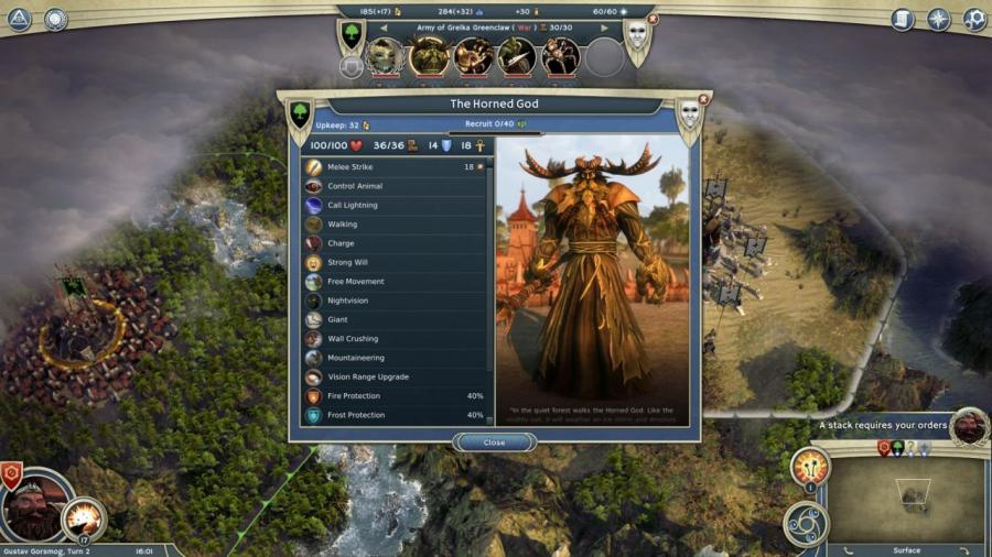 Age of Wonders 3 - Steam Gift Key Screenshot 2