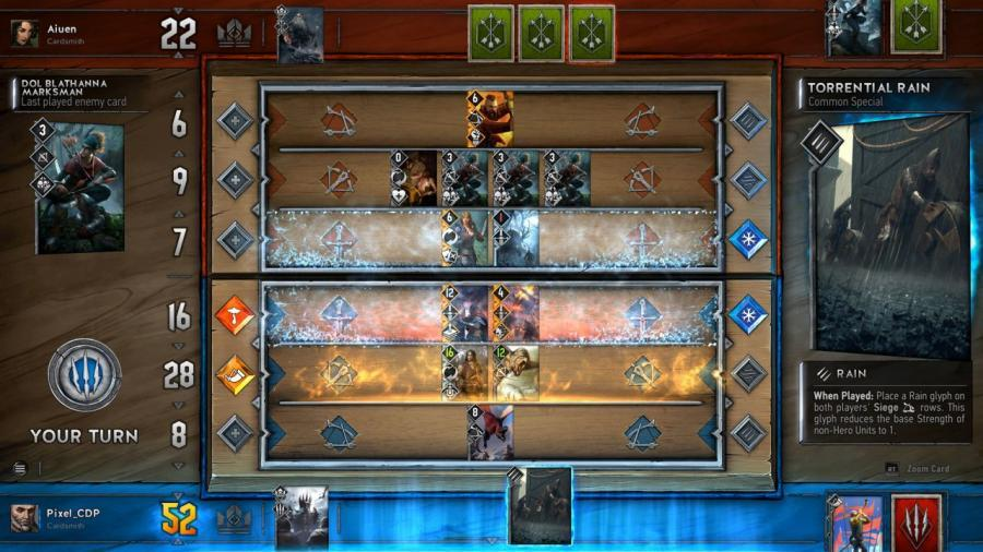 GWENT The Witcher Card Game - Closed Beta Key Screenshot 7