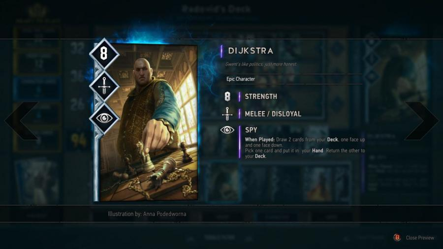 GWENT The Witcher Card Game - Closed Beta Key Screenshot 2