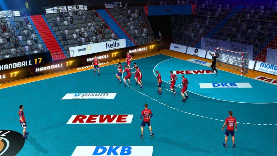Handball 17 Screenshot 7
