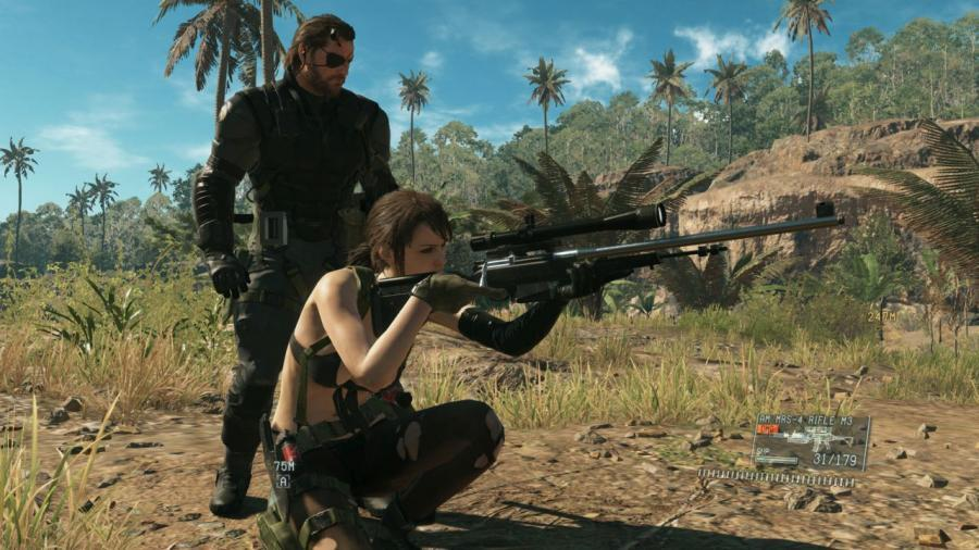 Metal Gear Solid V - The Definitive Experience Screenshot 7