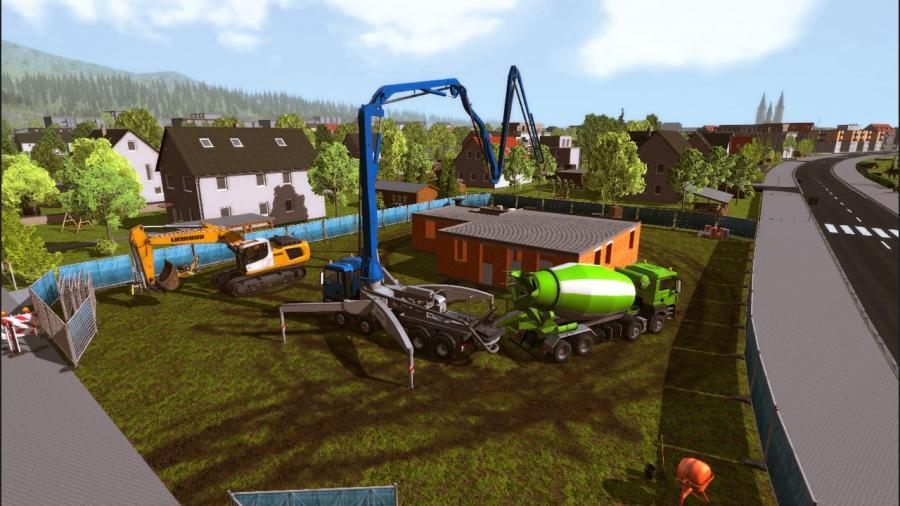 Construction Simulator - Gold Edition (Steam Gift Key) Screenshot 1