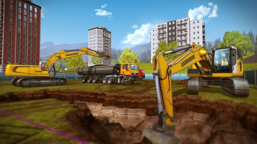Construction Simulator - Gold Edition (Steam Gift Key) Screenshot 6