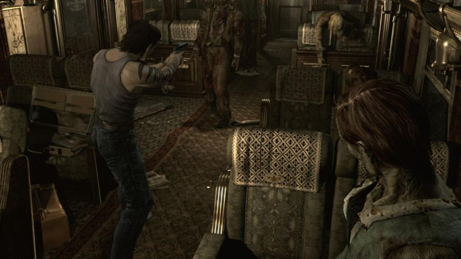 Resident Evil Zero HD Remaster - Steam Gift Key Screenshot 4