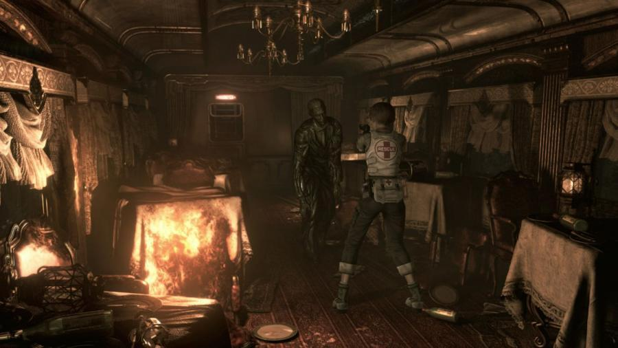 Resident Evil Zero HD Remaster - Steam Gift Key Screenshot 7