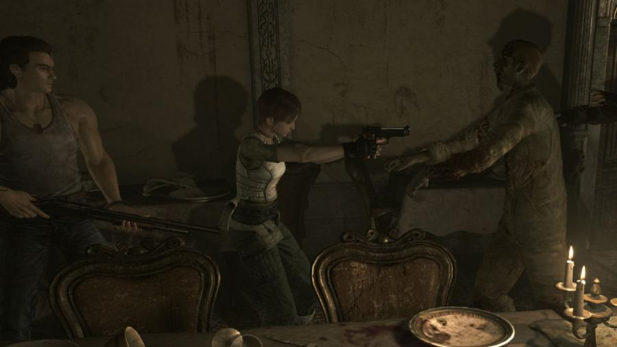 Resident Evil Zero HD Remaster - Steam Gift Key Screenshot 3