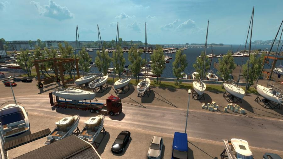 Euro Truck Simulator 2 - Vive la France Screenshot 3