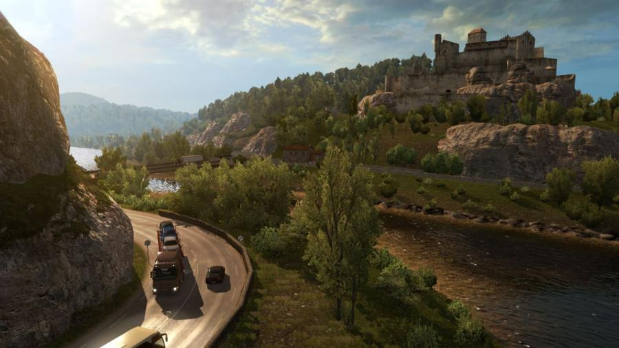 Euro Truck Simulator 2 - Vive la France Screenshot 2