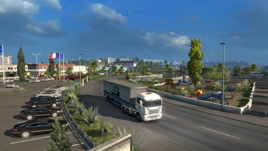 Euro Truck Simulator 2 - Vive la France Screenshot 1