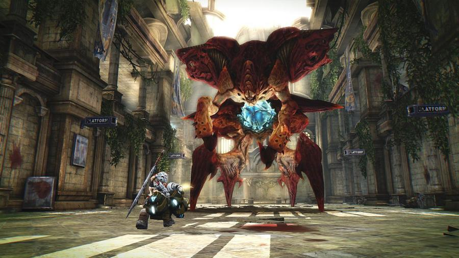 Darksiders - Warmastered Edition (Steam Gift Key) Screenshot 7