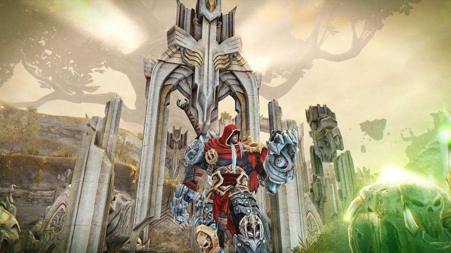 Darksiders - Warmastered Edition (Steam Gift Key) Screenshot 1