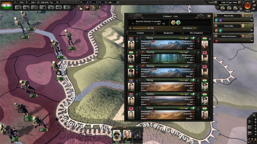 Hearts of Iron IV - Together for Victory (Expansion) Screenshot 8