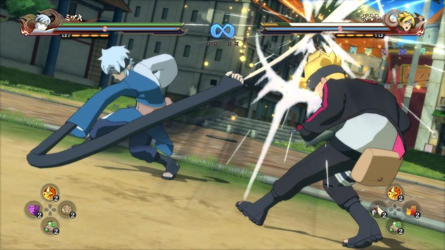 Naruto Shippuden Ultimate Ninja Storm 4 - Road to Boruto (Expansion) Screenshot 4