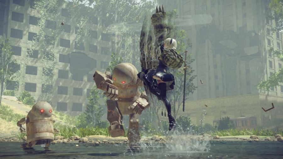 NieR Automata Screenshot 7