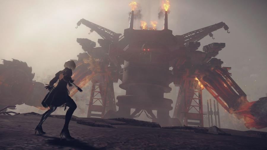 NieR Automata Screenshot 6