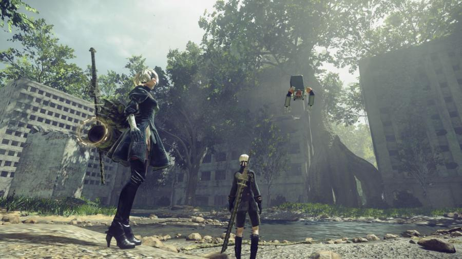 NieR Automata Screenshot 5