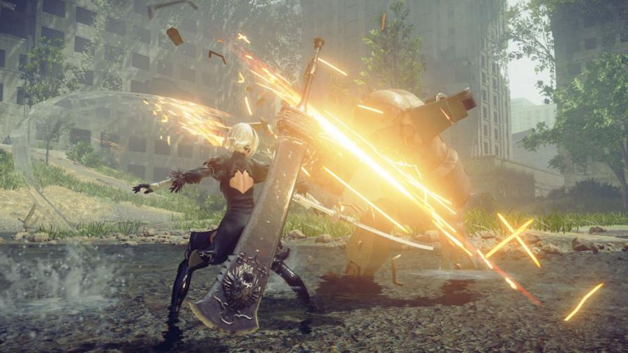 NieR Automata Screenshot 2