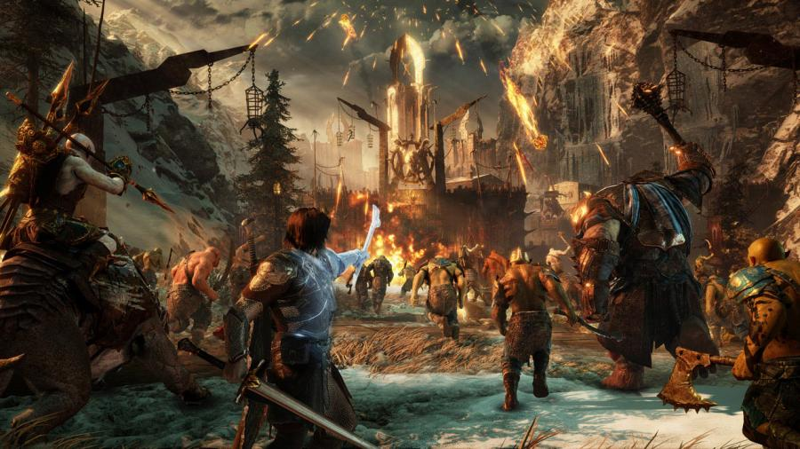 Middle-Earth Shadow of War Screenshot 1