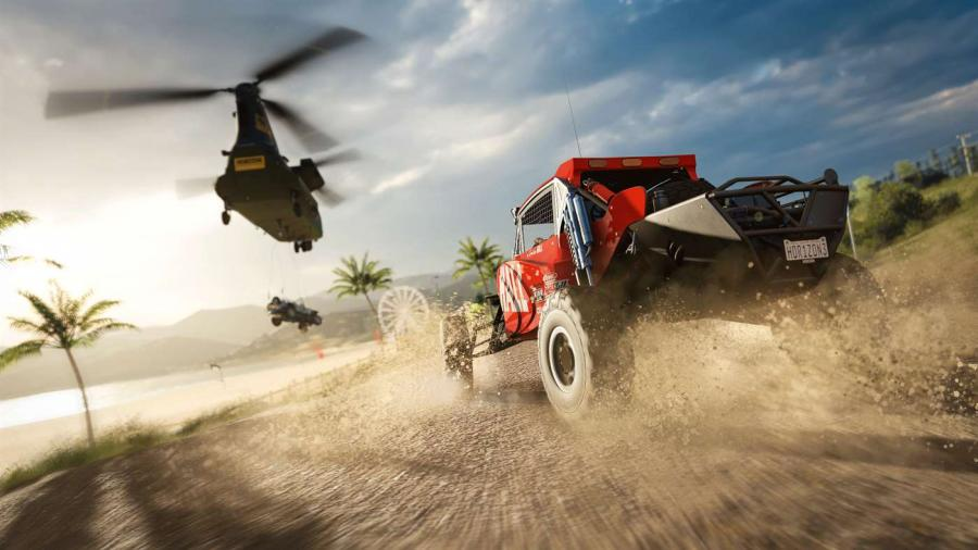 Forza Horizon 3 (Xbox One / Windows 10) Screenshot 5