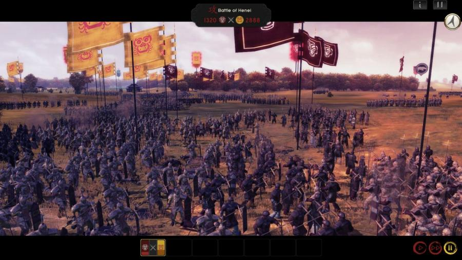 Oriental Empires Screenshot 9