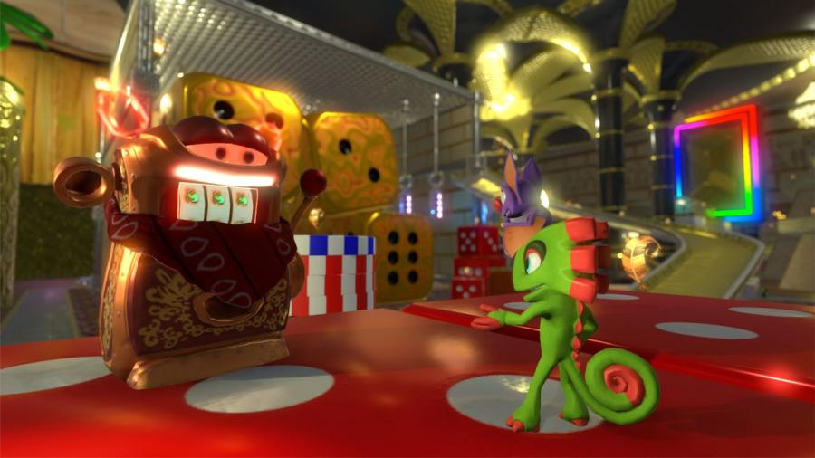 Yooka Laylee Screenshot 5
