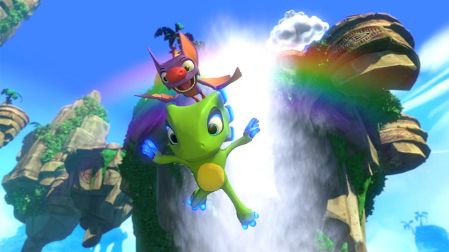 Yooka Laylee Screenshot 2