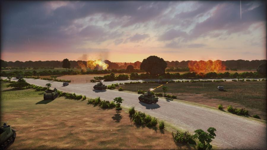 Steel Division Normandy 44 Screenshot 2
