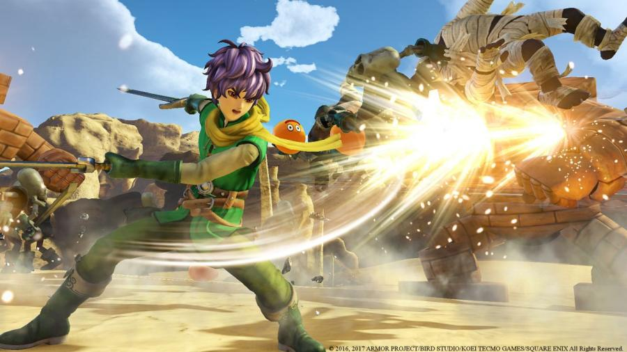 Dragon Quest Heroes II Screenshot 8