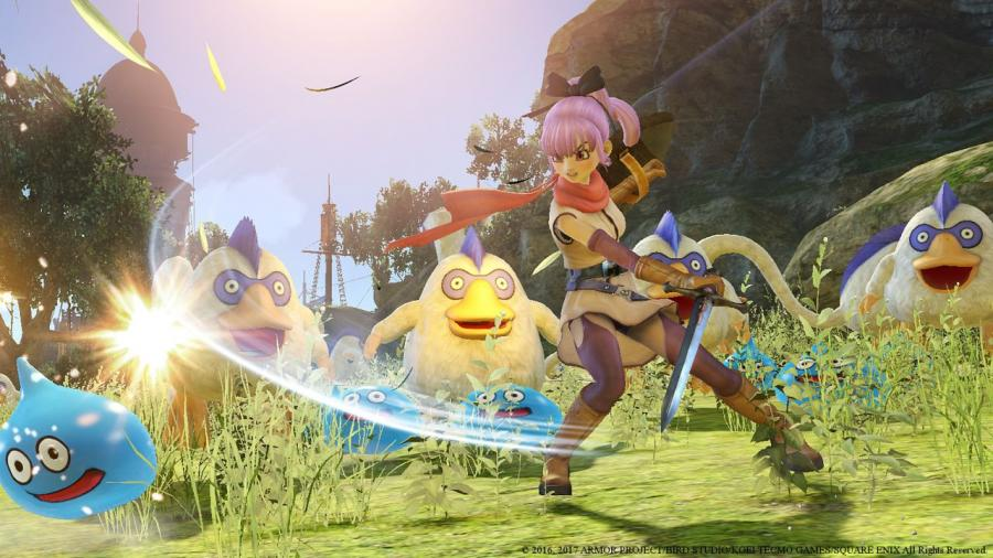 Dragon Quest Heroes II Screenshot 1