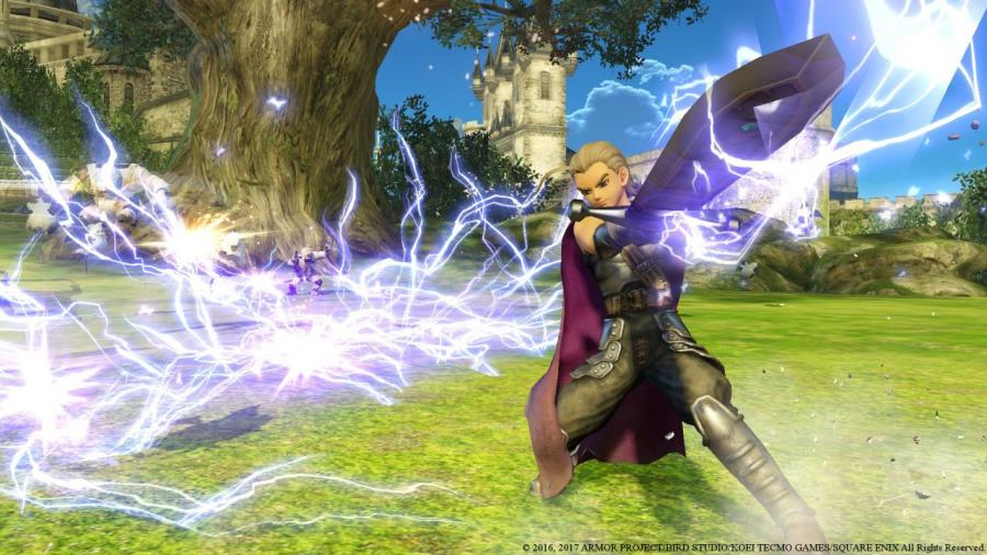 Dragon Quest Heroes II Screenshot 3