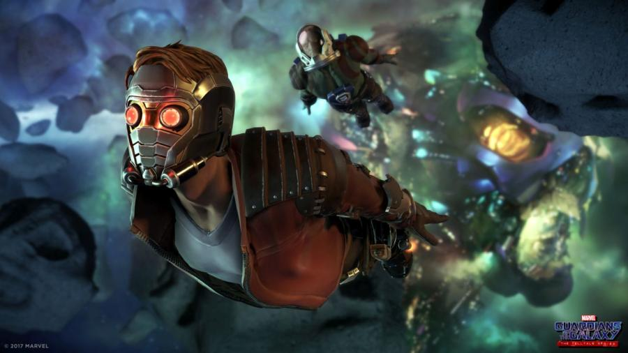 Marvel's Guardians of the Galaxy - The Telltale Series Screenshot 4