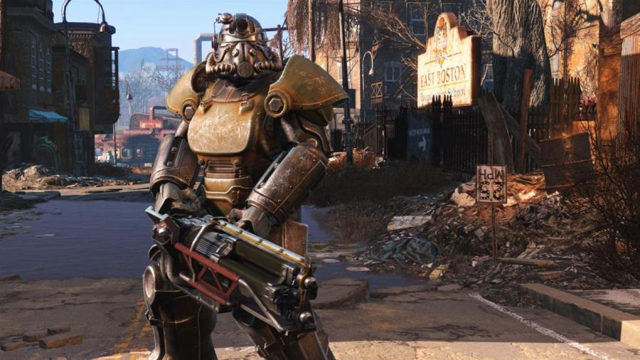 Fallout 4 - Xbox One Download Code