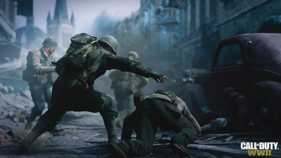 Amazon.com: Call of Duty: WWII - PC Standard Edition: Call ...