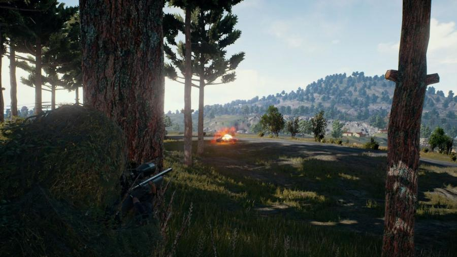 PlayerUnknown's Battlegrounds Screenshot 8