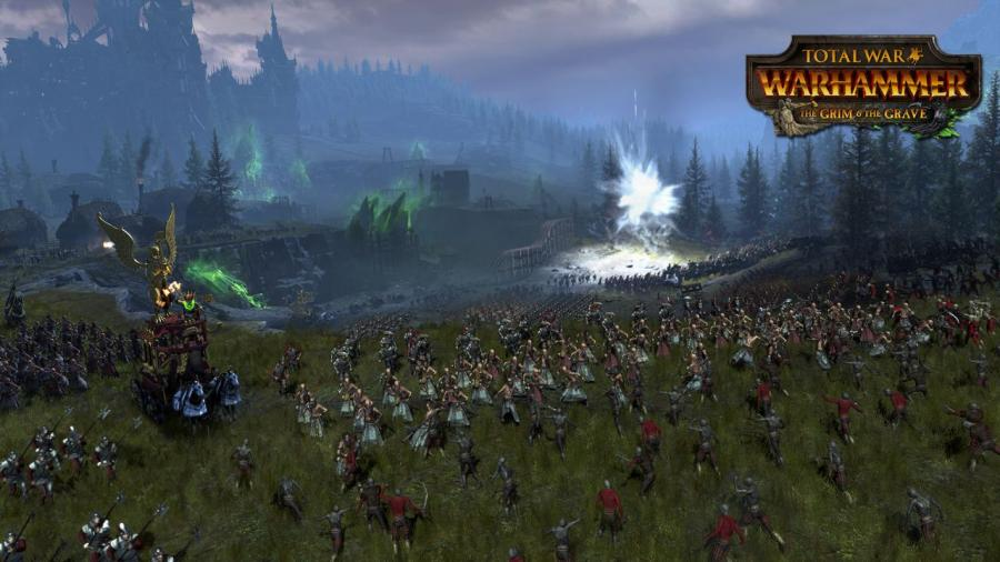 Total War Warhammer - The Grim and the Grave DLC Screenshot 6