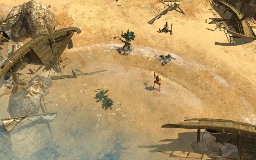 Titan Quest - Anniversary Edition Screenshot 3