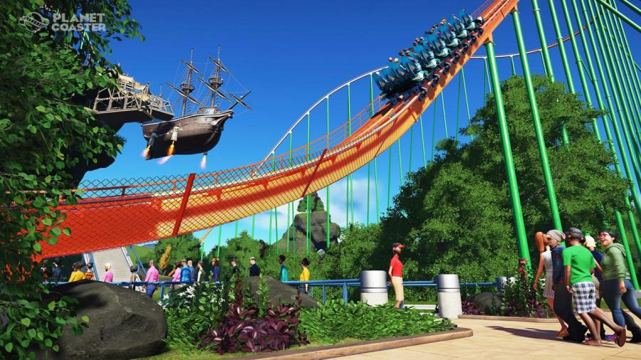 Planet Coaster Screenshot 4
