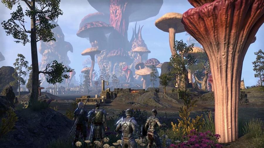 The Elder Scrolls Online - Morrowind (Expansion) - Collector's Edition Screenshot 1