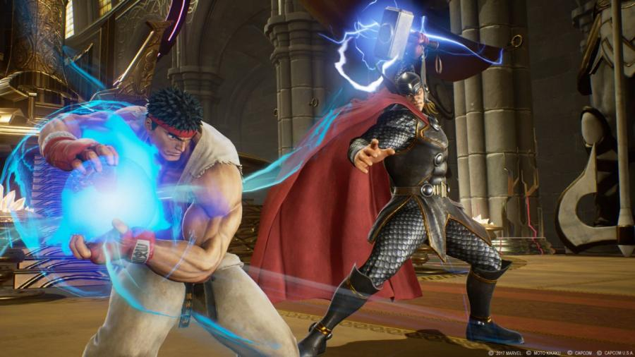 Marvel vs Capcom Infinite Screenshot 1