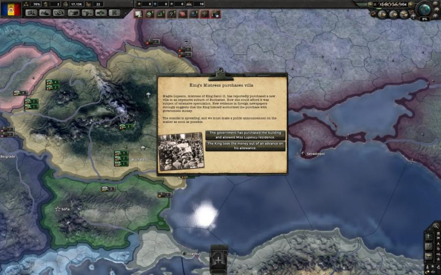 Hearts of Iron IV - Death or Dishonor (DLC) Screenshot 6