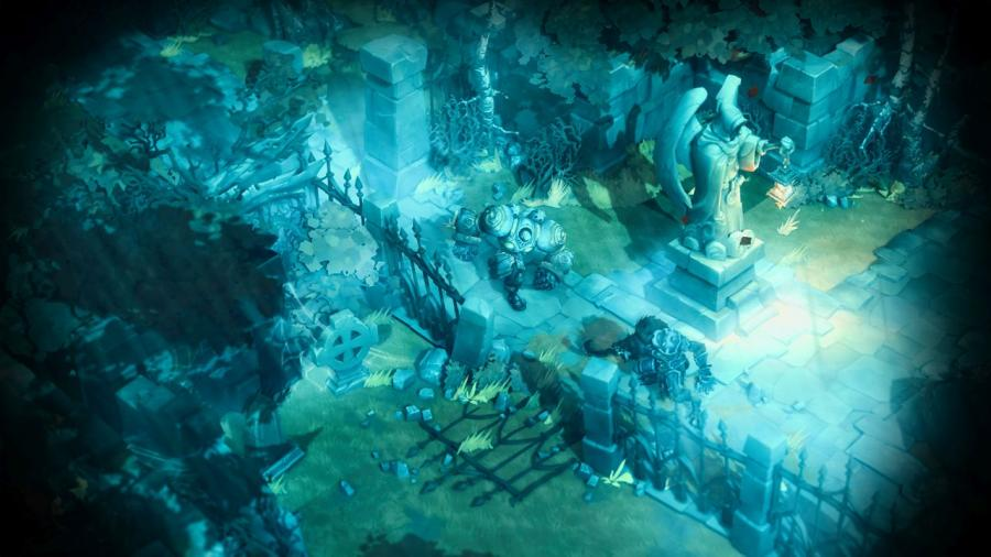 Battle Chasers - Nightwar Screenshot 9