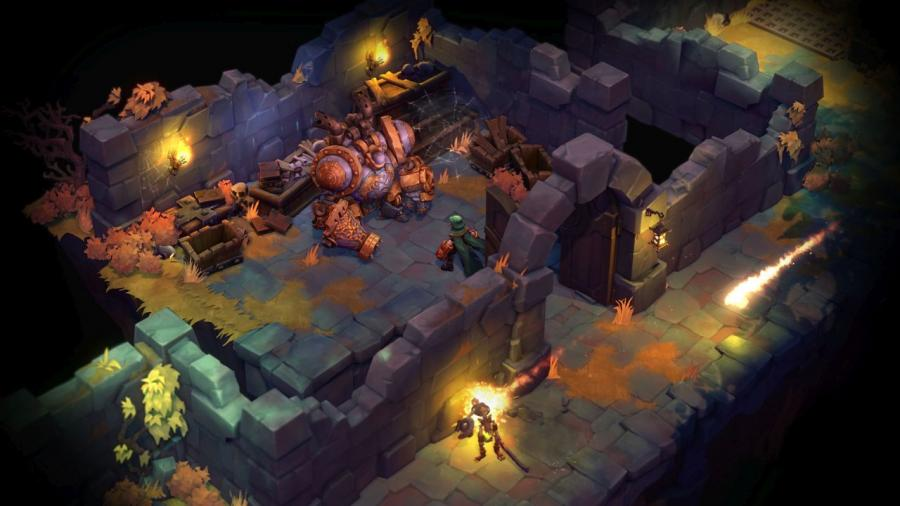 Battle Chasers - Nightwar Screenshot 8
