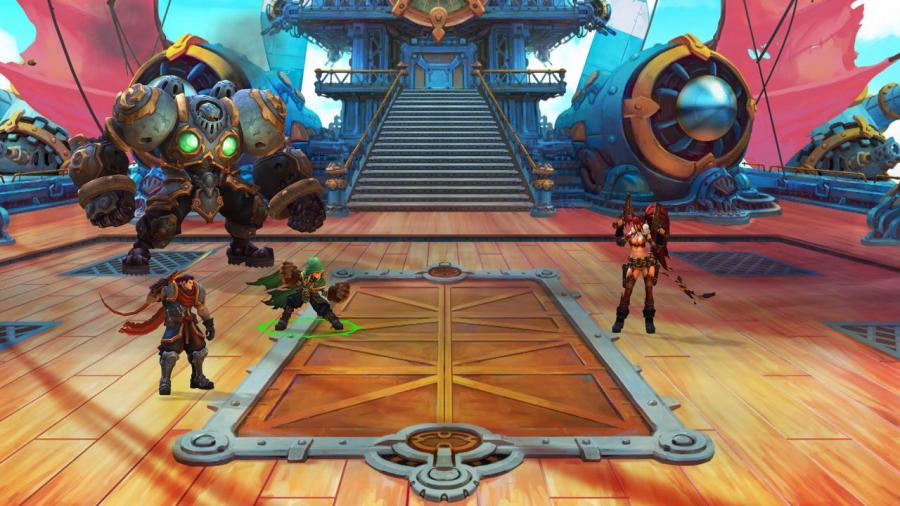 Battle Chasers - Nightwar Screenshot 3