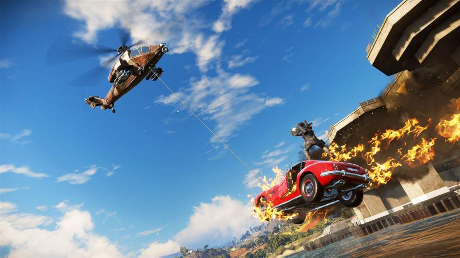 Just Cause 3 - Xbox One Download Code Screenshot 2