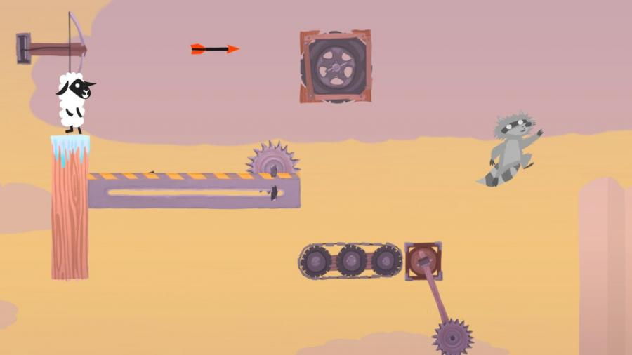 Ultimate Chicken Horse Screenshot 5