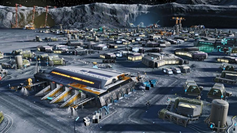 Anno 2205 - Ultimate Edition Screenshot 1