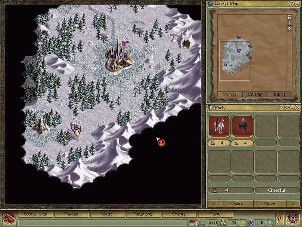 Age of Wonders - GOG Key Screenshot 7